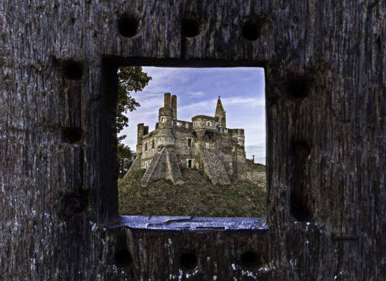 2017a, Château, Expo, Le Plécy Macé, Un Cadre dans un Cadre, Pour 1 Clic, Photographe, Photographie, Le Lion d'Angers