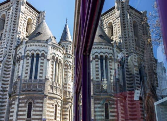 Eglise, Vitrine, Pour 1 Clic, Photographe, Photographie, Le Lion d'Angers